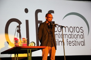 Mohamed Said Ouma, le coordinateur du FFB