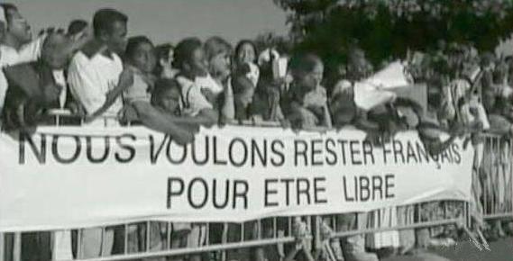 rester français